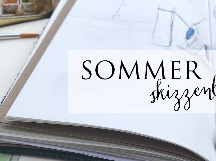Sommerskizzenbuch | Onlinekurs