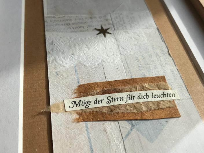 Weihnachsstimmung - einzigartige Collagen